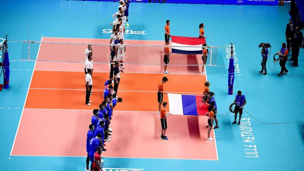 Первую в истории волейбольную Лигу наций выиграла Россия
