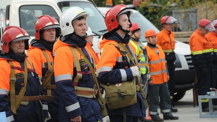 Очевидцы о пожаре в московской типографии: Все полыхало, как при Апокалипсисе