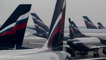Очень не скорый рейс: После почти трехдневной задержки самолет Аэрофлота прибыл в Москву