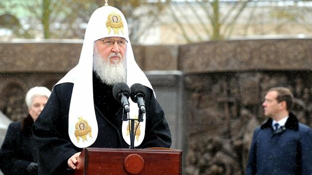 Кто пребывает в любви, пребывает в Боге: Патриарх Кирилл поздравил Россию с Рождеством Христовым