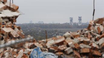 В сети тиражируют видео уничтожения штабов ВСУ и Правого сектора под Донецком