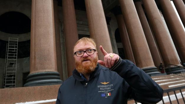 Милонов: Регистрацию брака двух геев в России необходимо признать ошибкой