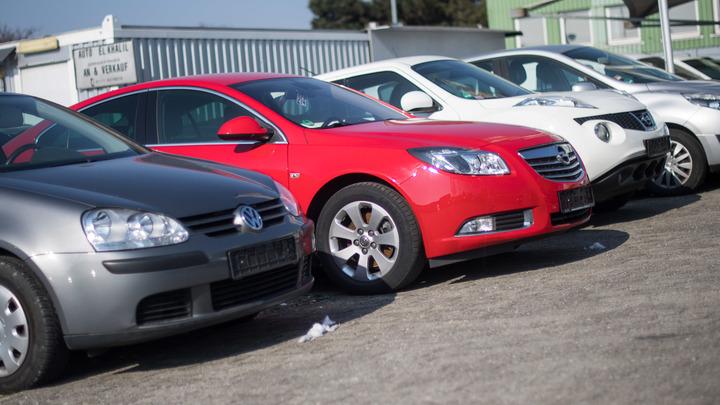 Минпромторг намерен взять под контроль рынок подержанных автомобилей