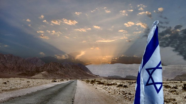 """""""Массивный залп Ирана"""": В Израиле сбили истребитель F-16"""