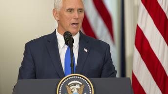 Пенс: США готовы к диалогу с Северной Кореей