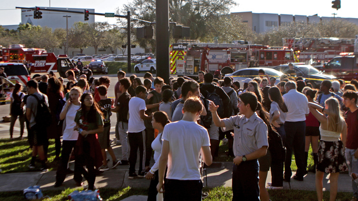 Жители Паркленда о стрельбе в школе: Самая массовая и страшная за последние пять лет