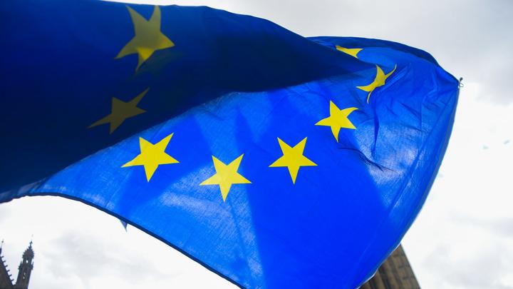 Мужеский ум - либо есть, либо нет: Захарова иронично отреагировала на флаг ЕС в руках Порошенко
