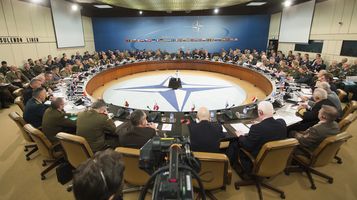 Пустили повилять хвостом: На Украине обсуждают статус аспиранта в НАТО