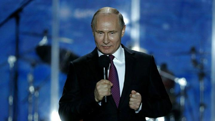 Стратегия Путина: Россия должна войти в топ-5 экономик мира