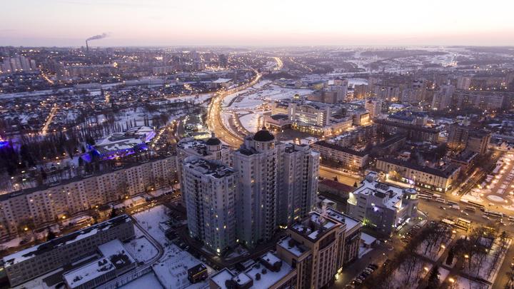 Видео из второго Кемерова: Торговый центр в Белгороде окутан черным дымом