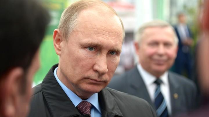 Путин объявил 28 марта днем общенационального траура по погибшим в Кемерове