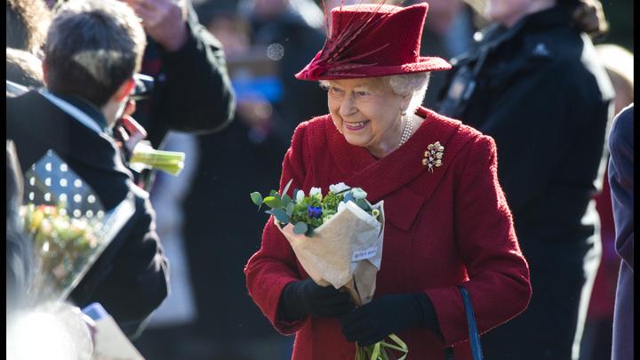 Президент Эстонии приняла королеву Великобритании Елизавету II за Винни-Пуха