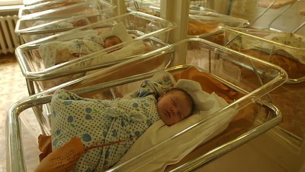 10 младенцев едва не стали жертвами пожара в Еврейской АО