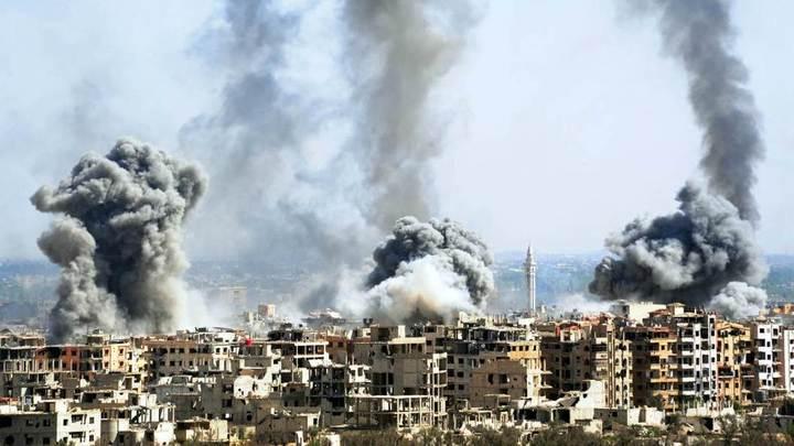 Российские «глушилки» освободили небо Сирии от американских дронов - СМИ