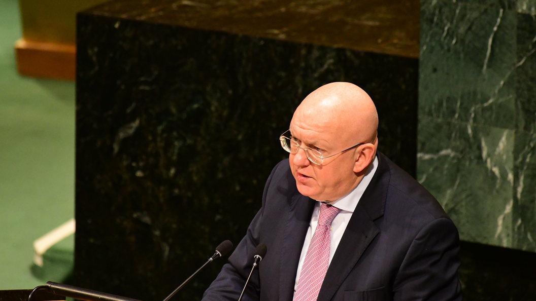 Небензя: США подавали заведомо непроходную резолюцию по Сирии, чтобы опорочить ООН