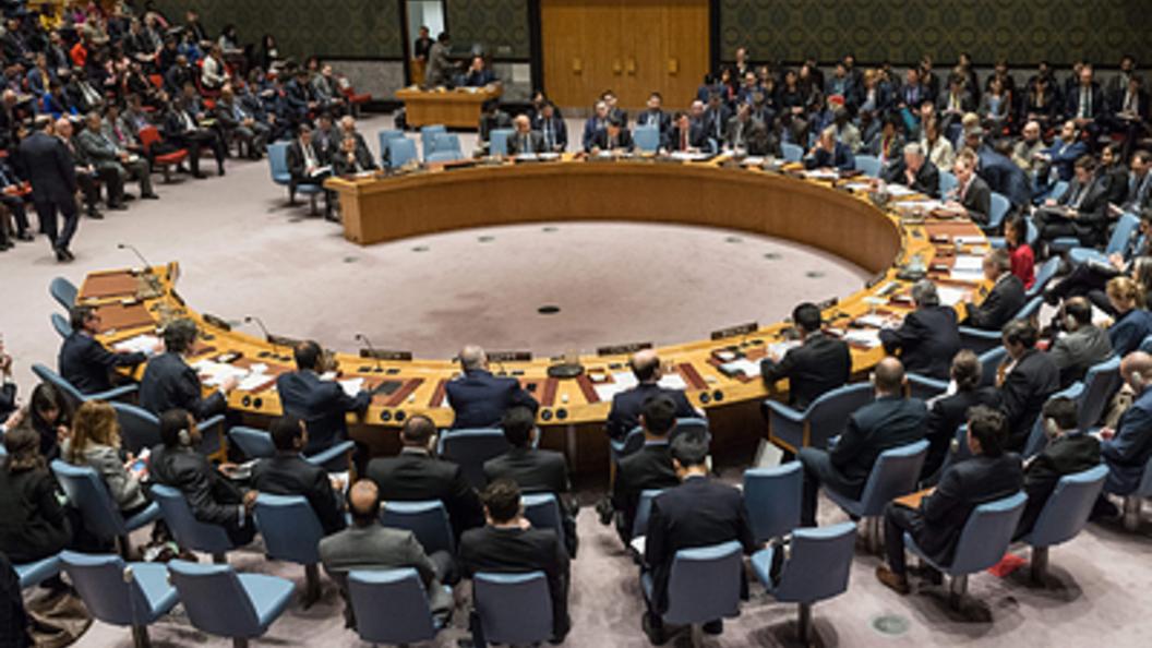 РФ подняла впредставительстве ООН вопрос высылки изсоедененных штатов дипломатов постпредства