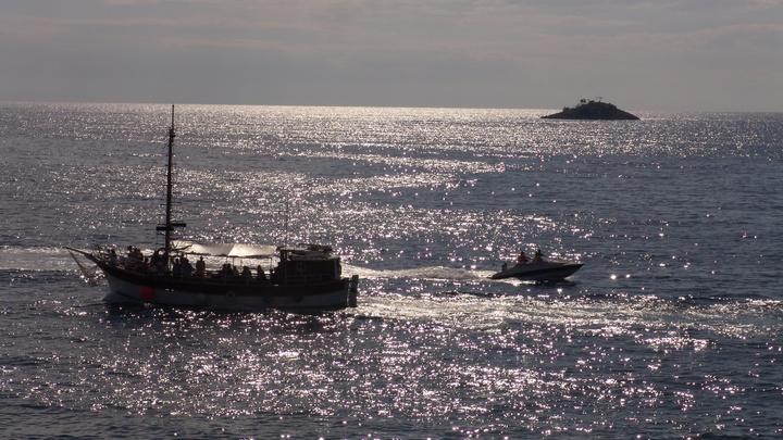 Русские моряки задержанного танкера в ОАЭ были госпитализированы