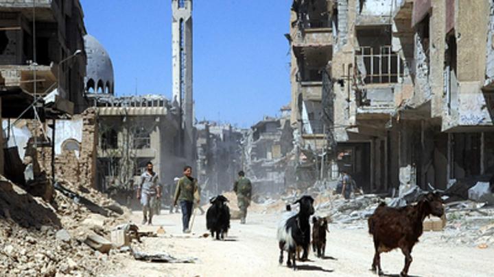 Пусть Фемида решит: Конфликтом в Сирии займется Международный уголовный суд