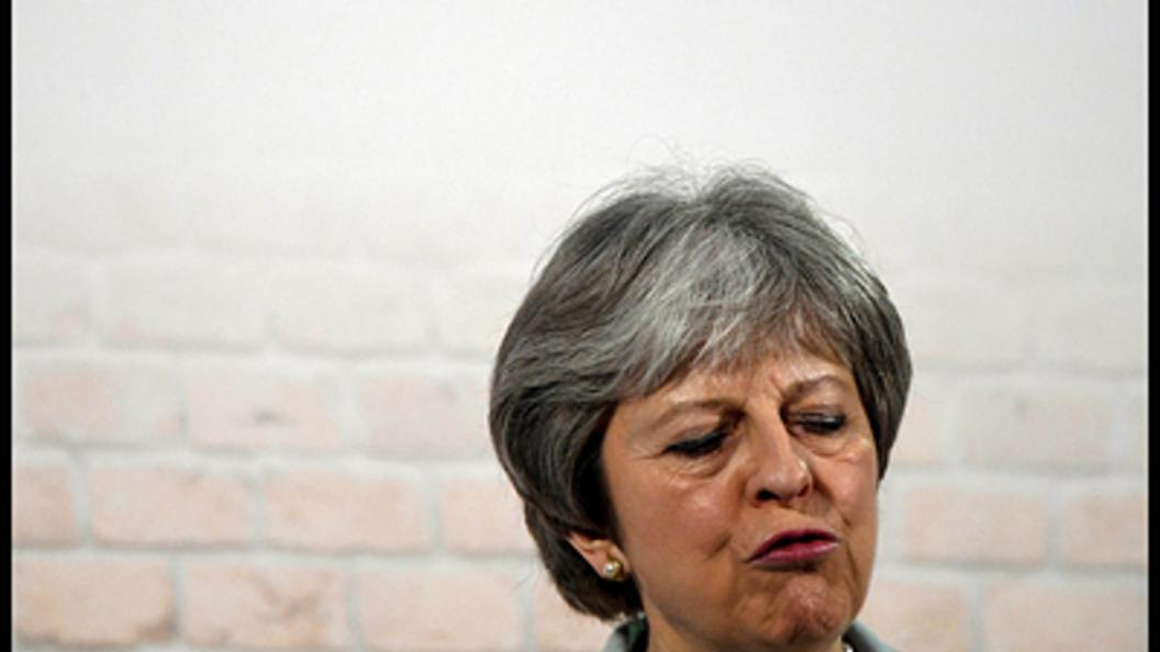 Английские парламентарии направили Мэй «ультиматум» поусловиям брексита