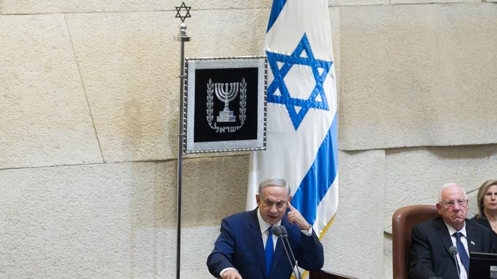 Эксперт: США руками Израиля создают в Сирии воронку новой всемирной войны