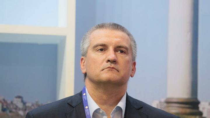 Глава Крыма озвучил список дел, которые Порошенко обязан сделать перед разговором с Россией