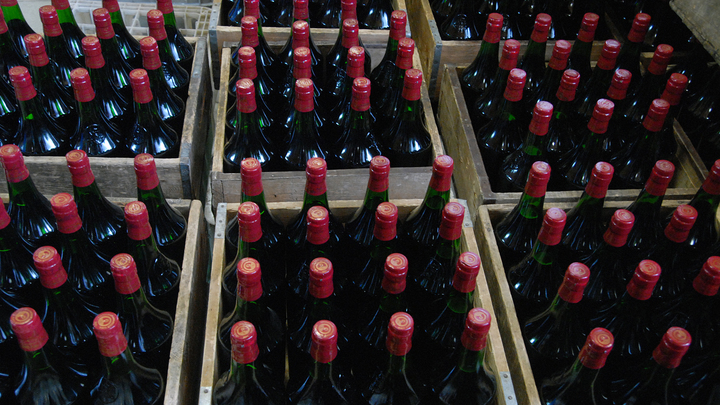 Крымское вино произвело фурор в Лондоне