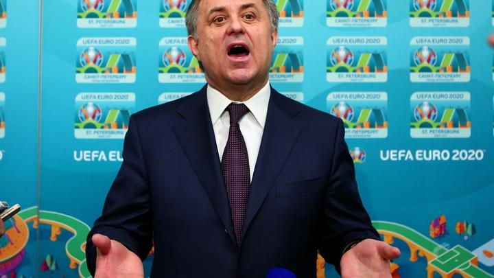 Мутко рассказал, что может заставить его уйти из РФС