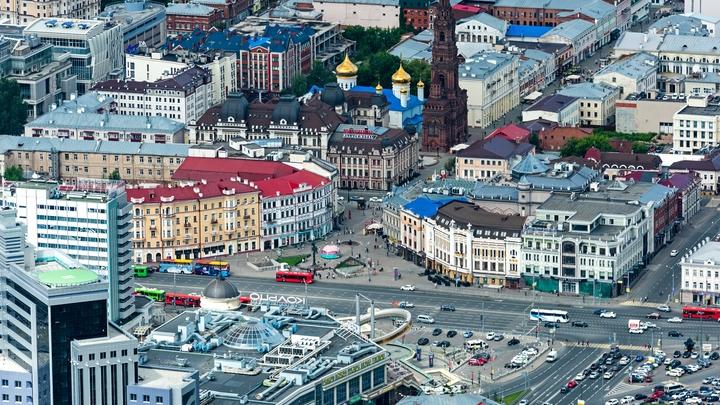 Обрушившийся на Россию ураган ударил по Казани