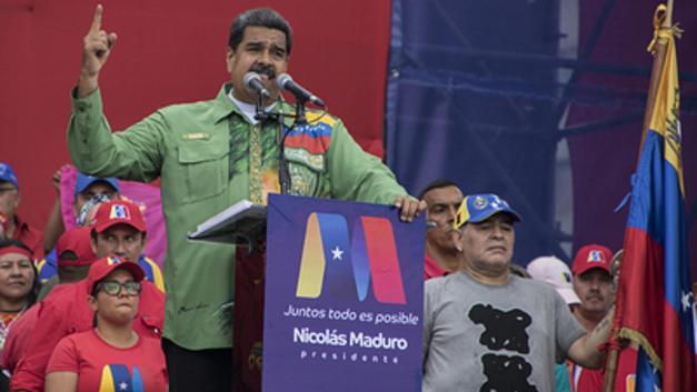 День выхода из ОАГ в Венесуэле станет всенародным праздником - Мадуро