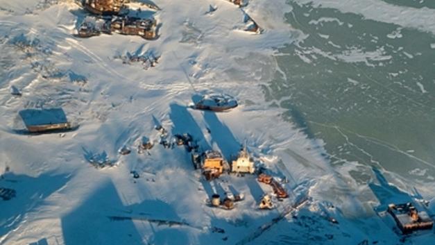 Российские военные экологи спасают Арктику - видео