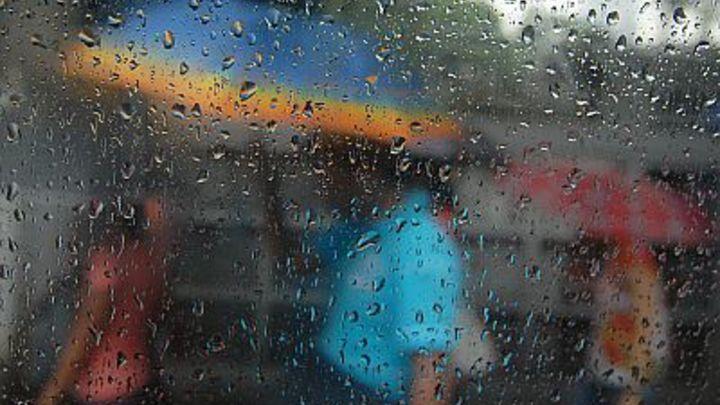 После сильнейшего ливня Нижний Новгород ушел под воду - видео