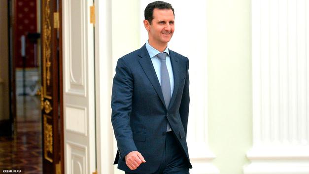 Асад: Атака США по Сирии не достигла своей цели