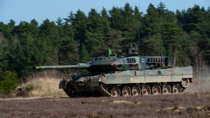 «Арматы» «Леопардов» не боятся: У Германии появился новый танк
