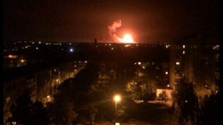 Бутусов: во взрыве на военном складе под Винницей виноваты кабаны и лоси