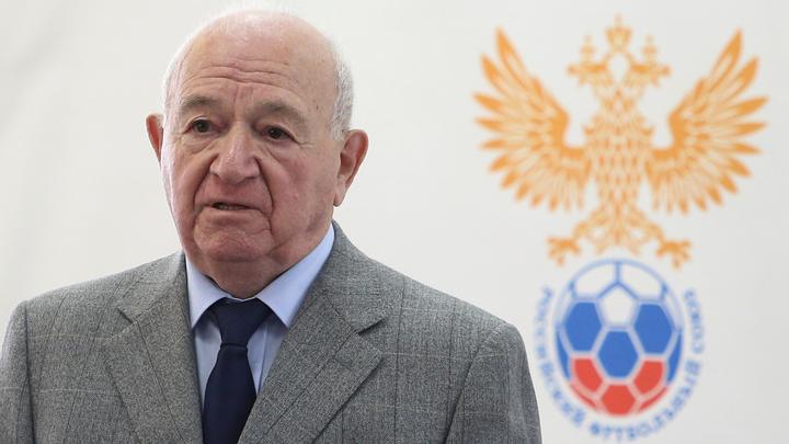 РФС проведёт заседание исполкома без Виталия Мутко