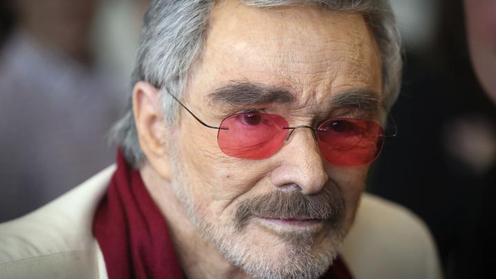 Не выдержало сердце: В США скончался актер Берт Рейнолдс