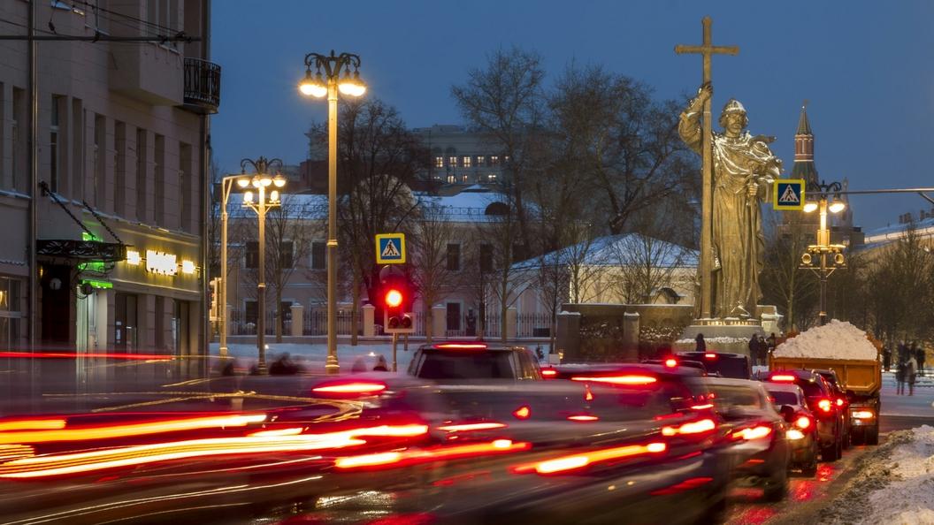 В 2018 году по дорогам столицы России поедут троллейбусы без рогов