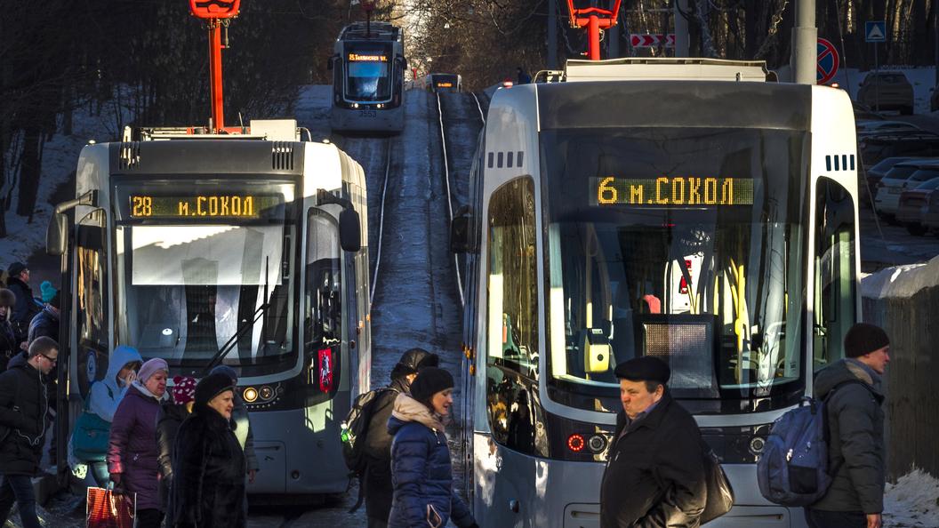 В столице появится новый трамвайный маршрут