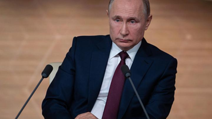 Экологией вообще никто не занимался: Путин отчитал чиновников Крыма за проблемы