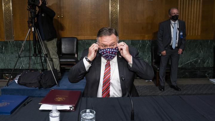 Госдеп США признался в подкупе русских для шпионажа
