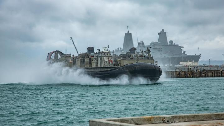 Убийцы китов возвращаются!: Флот НАТО устроил провокацию у границ России без предупреждения