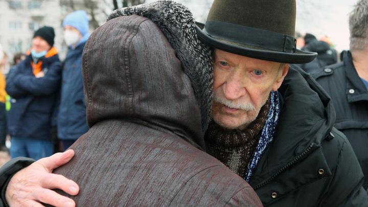 90-летнего Ивана Краско госпитализировали в Алмазова с инсультом
