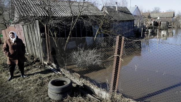 Паводок продолжает «атаковать» Забайкальский край