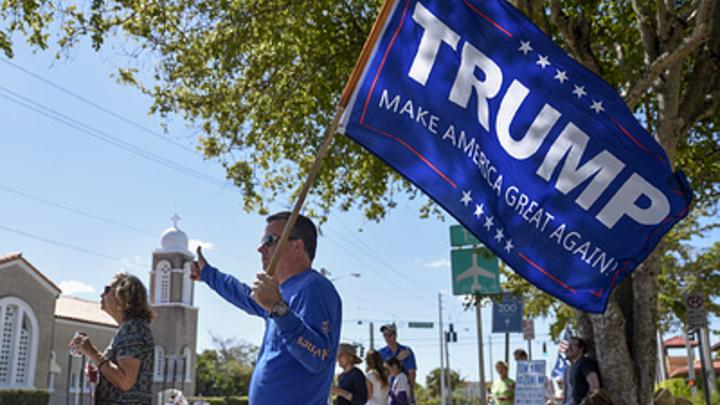 Трамп назвал себя самым популярным президентом и сам же удивился
