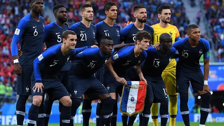 Сборная Франции: непробиваемые!