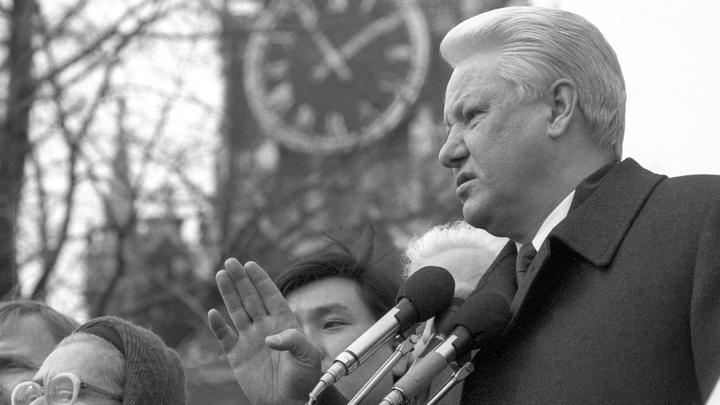 Слишком много пил: Der Spiegel выдал всю подноготную Ельцина