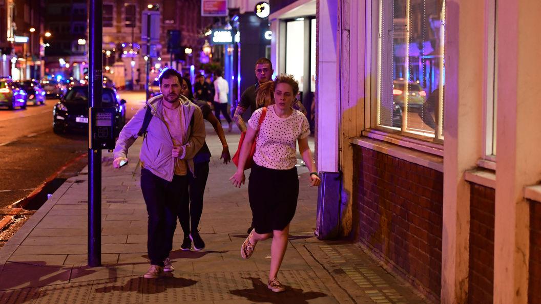Лондонская полиция рассказала, как вести себя очевидцам нападений
