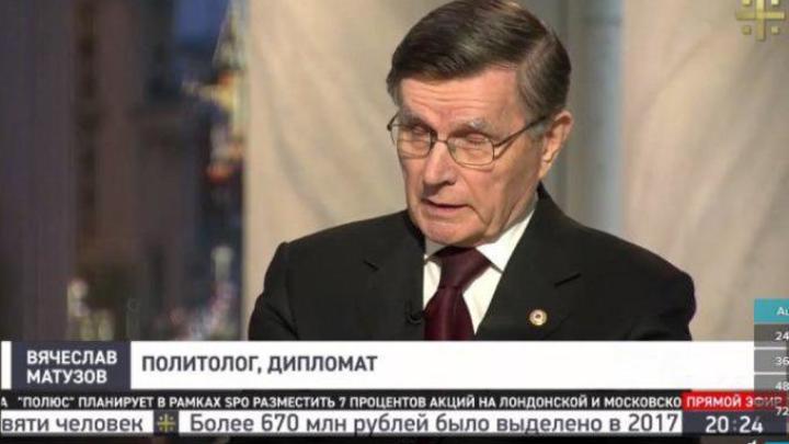 Матузов: Есть впечатление, что США дали отмашку на борьбу против Катара