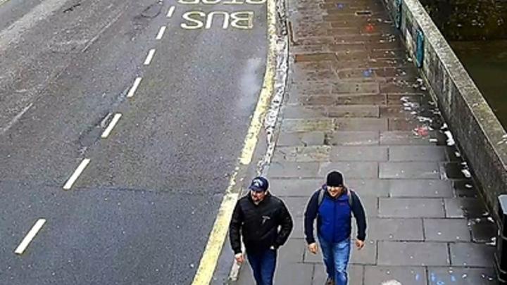 Россия просит Британию помочь установить личности подозреваемых по делу Скрипаля - МИД РФ