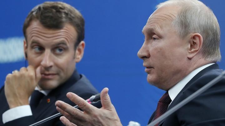 Путина ждут в Париже на 100-летие окончания Первой мировой войны